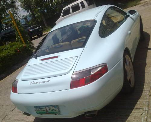 Porsche Carrera 4 for Sale